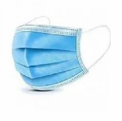 Face Mask Disposable Earloop 3 Ply