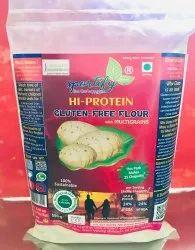 Sportify - Hi-Protein - Multigrain - Gluten Free Flour, 500 Gram, Non prescription