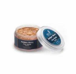 Rustic Art Organic Juniper Berry Face Wash Concentrate, Packaging Type: Jar