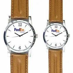 Brown & Hand Watch