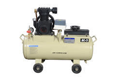 Single Stage Belt Driven Air Compressor