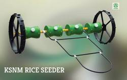 4 Drum Manual Rice Seeder