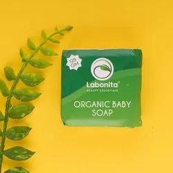 Organic Baby Soap, Packaging Type: Packet, Packaging Size: 125 Gm
