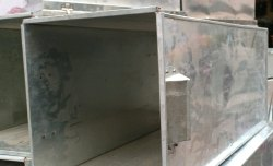 Steel Rice Box