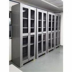 2 Hinged Gauge Storage Cupboard