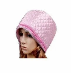 Thermal Head Spa Cap Treatment with Beauty Steamer Nourishing Heating Cap