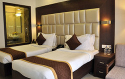 54 Well Appointed Guest Rooms