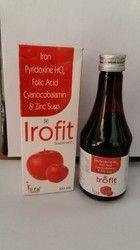 Ferric Ammonium Citrate 110mg Folic Acid550mg Vit.b12:7.5mcg