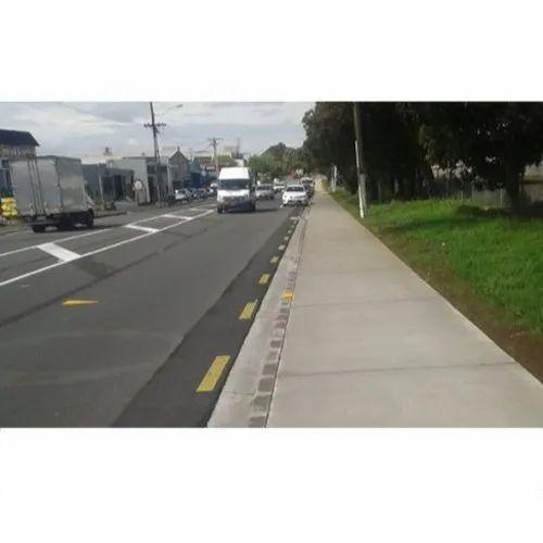 Footpath Side Curbing