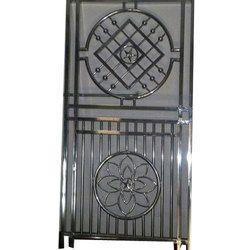 Stainless Steel Door Grill  sc 1 st  IndiaMART & SS Door Grill - Manufacturers u0026 Suppliers of Stainless Steel Door Grill