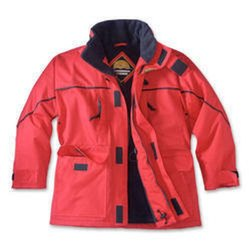 Red Unisex Insulated Clothing