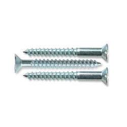 SS Wood Screws