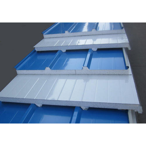 Polyurethane Roof Sandwich Panel Rs 1080 Square Meter
