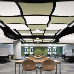 Soundscapes Shapes Soft Fiber Ceilings