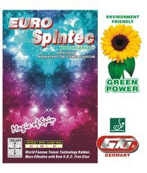 GKI Euro Spintec Table Tennis Rubber
