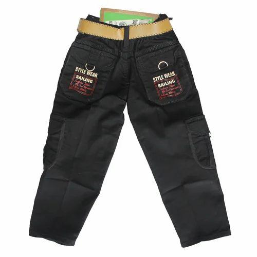 f26b01274342e Black Cargo Pants at Rs 280  pair