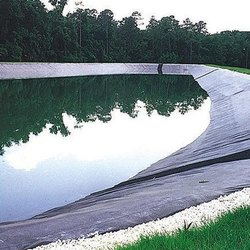 LDPE Pond Liner Tarpaulin