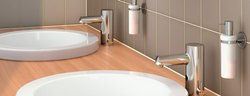 Sensor Tap Electronic Wash Basin Tap Touch Free Tap