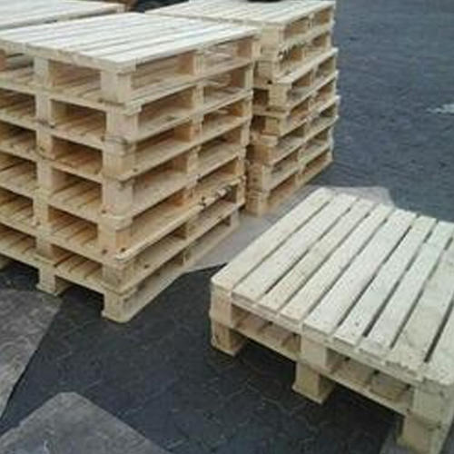 Pine Wooden Pallet, Capacity: 50-100 Kg, Rs 1000 /piece ...