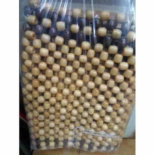 Brown Car Seat Beads
