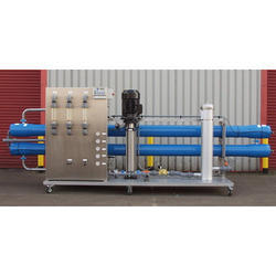 Stainless Steel 5000 LPH RO Plant