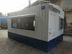 Prefabricated Portable Laboratory