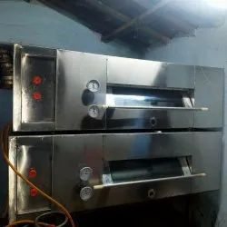 Gas Deck Oven, For Biscuit, Single
