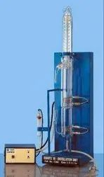 65 To 75 Deg Cel Transparent Quartz Double Distillation Unit, Capacity: Upto 5ltrs/Hr, For Distillation