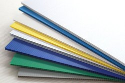 ESD PP Corrugated Sheet