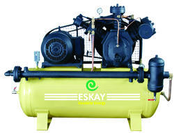 20 HP Hi Cfm Compressor