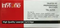 BROTHER TN 2255 (TN 2255) Compatible Black Toner Cartridge for Brother Printers