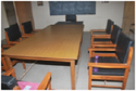 Staff Room Table with Chair