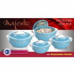 Majestic Hot Pot 4 Piece Casserole Set