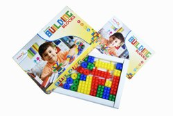 VIJAY TOYS Multicolor Building Blocks