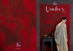 Umber Silk Vol 1 Linen Art Silk Saree By Yadu Nandan Fashion