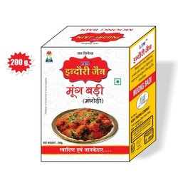 Indori Jain 200 Gram Moong Dal Mangodi