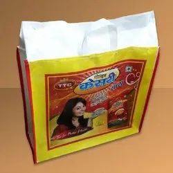 Canvas Loop Handle Non Woven Packing Bag