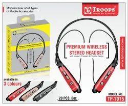 Mobile Treoops Tp-7015 Wireless Headset 810