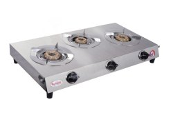 Three Burner Gas Stove Trivia Shine