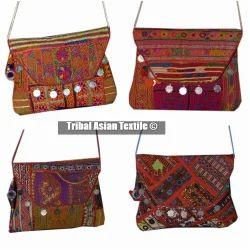 Vintage Embroidery Banjara Bags