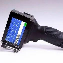 Portable Handheld Inkjet Printer 1mm to 25mm