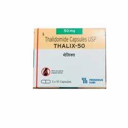 Thalidomide Capsules USP 50 mg