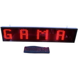 Message Moving Display Board
