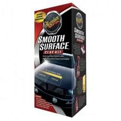Meguiar's Smooth Surface Clay Bar Kit