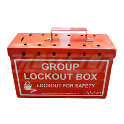 Group Lockout Station