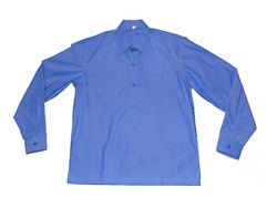 Long Sleeve Collar Neck Corporate Identity Shirt and Uniform