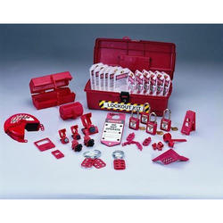 Industrial Lockout Tagout Kit