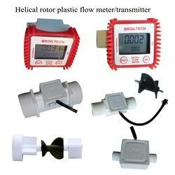 Plastic Digital Water Meter