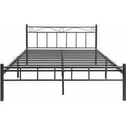 M R Steel Iron Double Bed