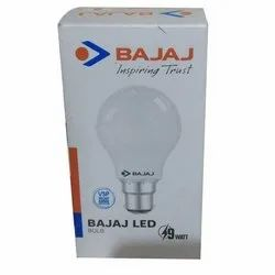 Ceramic Cool daylight LED Bulb Bajaj, 220 V